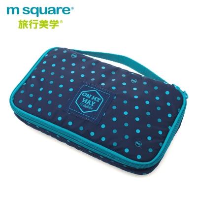 m square美途系列Ⅱ護照包