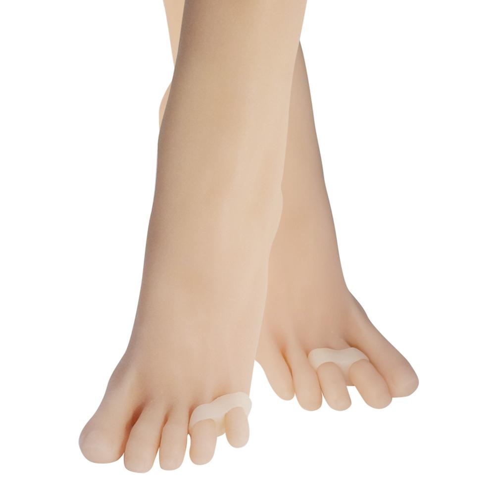 足的美形 雙環腳趾分離套(3雙)