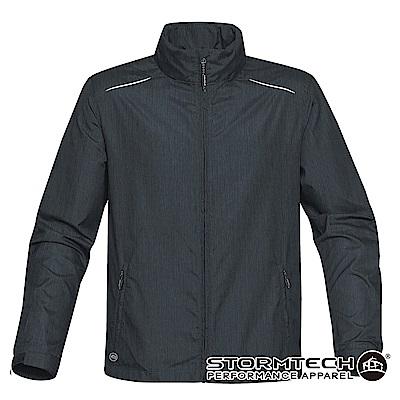 【加拿大STORMTECH】KXH-1限定版超輕量防潑透氣連帽外套-男-午夜藍