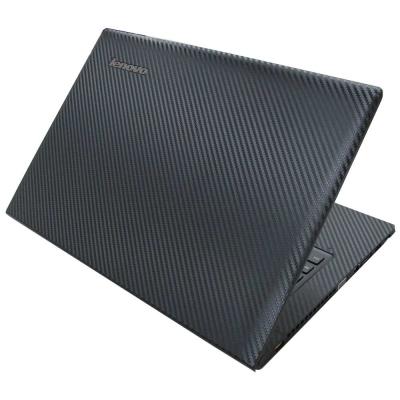 Lenovo IdeaPad G400S系列專用Carbon立體紋機身保護膜(DIY包膜)