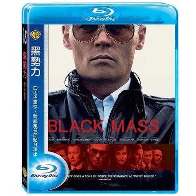 黑勢力 Black Mass 藍光 BD