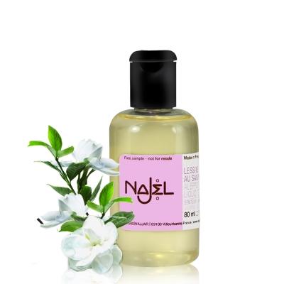 法國NAJEL阿勒坡皂天然低敏濃縮洗衣精 80 ml(茉莉花香)
