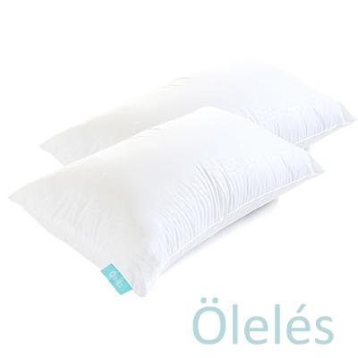 Oleles 歐萊絲 緹花舒眠枕2入組
