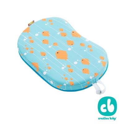 Creative Baby 外出野餐防水舒適座墊/洗澡跪墊 (悠遊海洋)