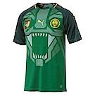 PUMA-足球系列國家概念短袖球衣-喀麥隆(M)