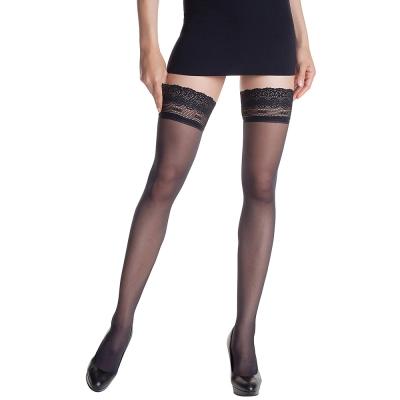 法國DIM-超透感-系列OL大腿襪25D