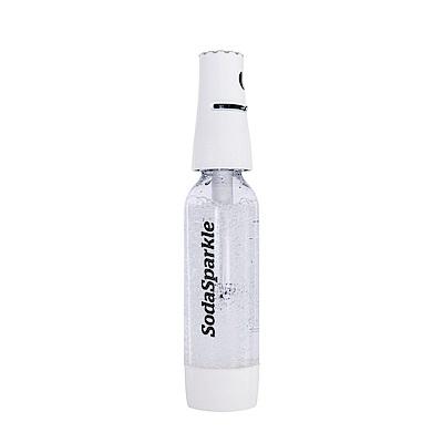 SodaSparkle舒打健康氣泡水機-白色經典款-單瓶組- SS-SK-1L-WH
