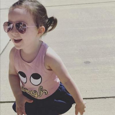 RAY BAN太陽眼鏡 兒童款/粉-粉白水銀#RJ9506S 2117E