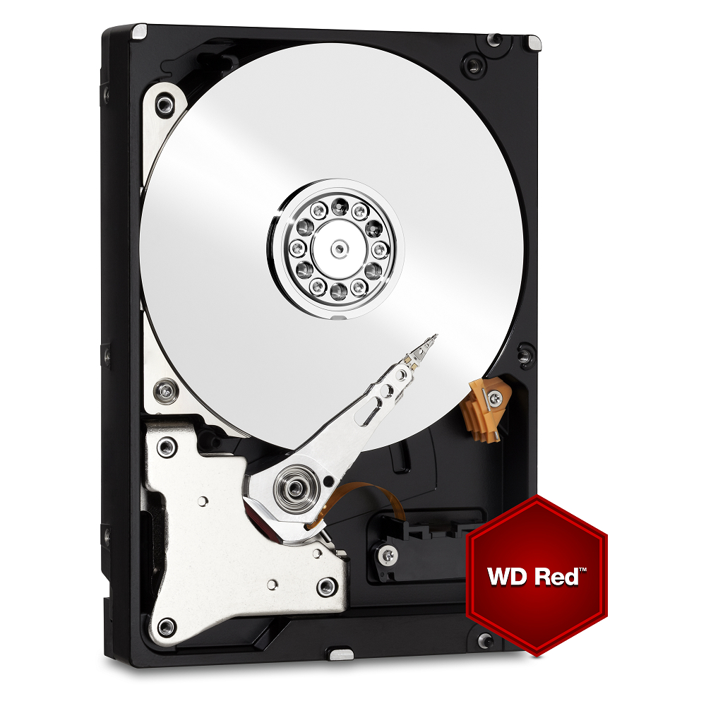 WD紅標 NAS 4TB 3.5吋