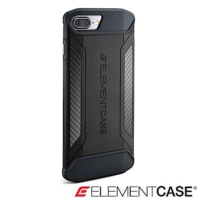 美國 Element Case iPhone 8+ / 7+ CFX強化防摔手機保護殼-黑