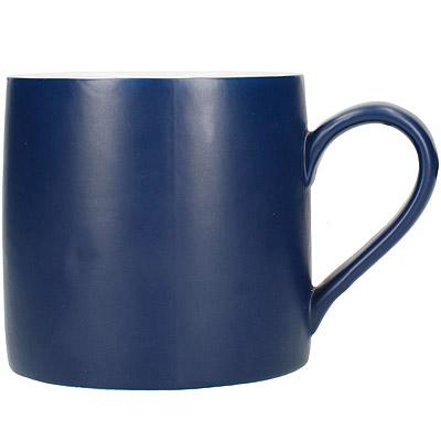 CreativeTops Earlstree燙金胖胖馬克杯(藍350ml)