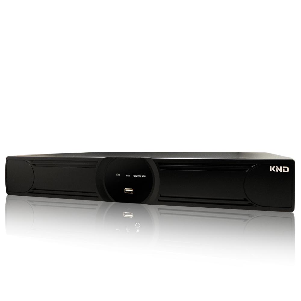 奇巧 16路1080P AHD-TVI 3合一四顆硬碟款混搭型數位監控錄影主機