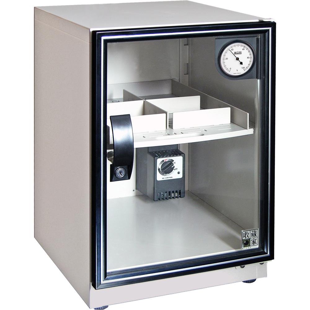 收藏家 40公升加強型主機藥食品專用電子防潮箱 DX-58W