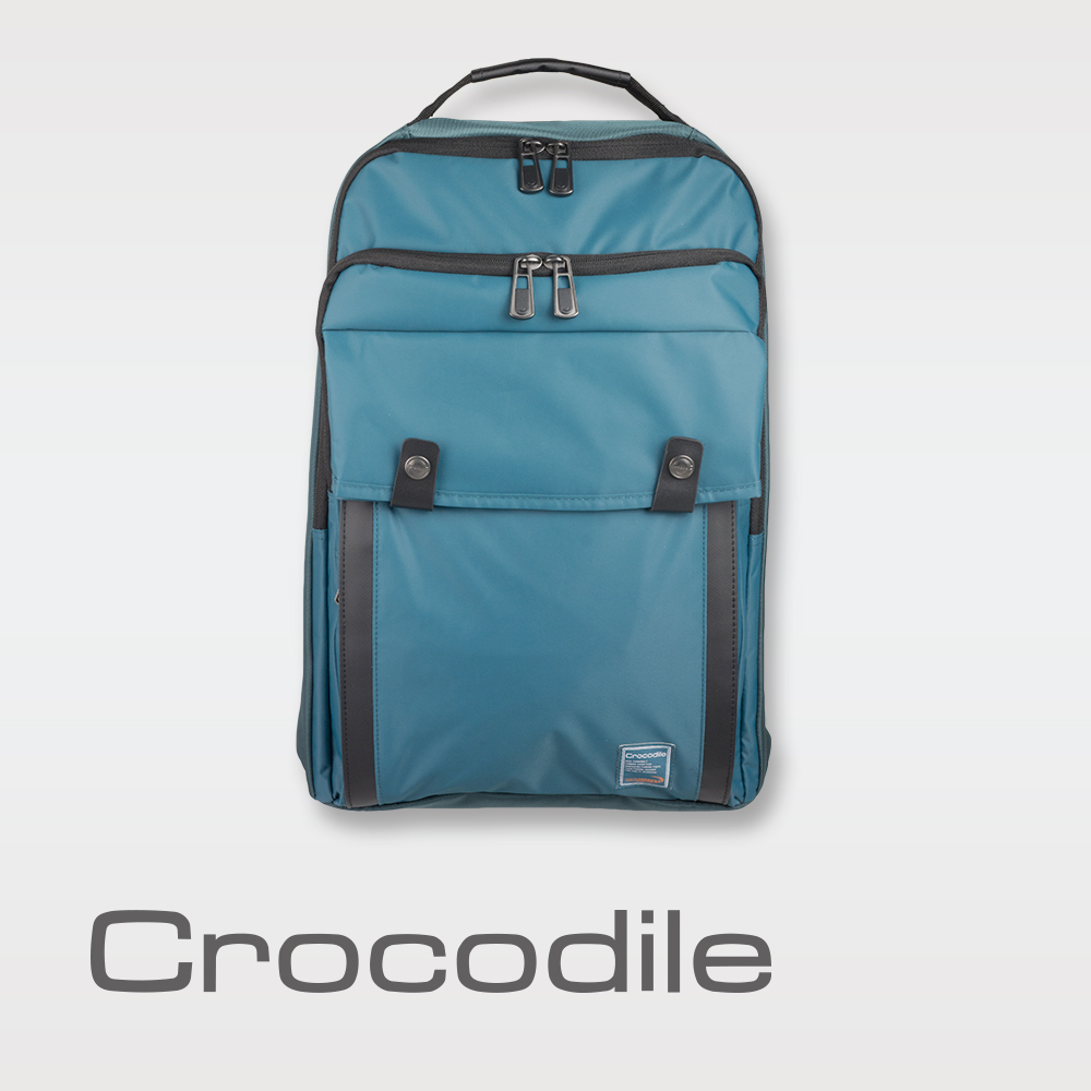 Crocodile X-lite系列多功能後背包   0104-07901