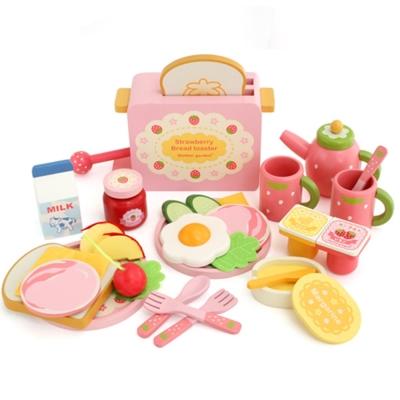 日本Mother Garden - 野草莓美味早餐麵包機組