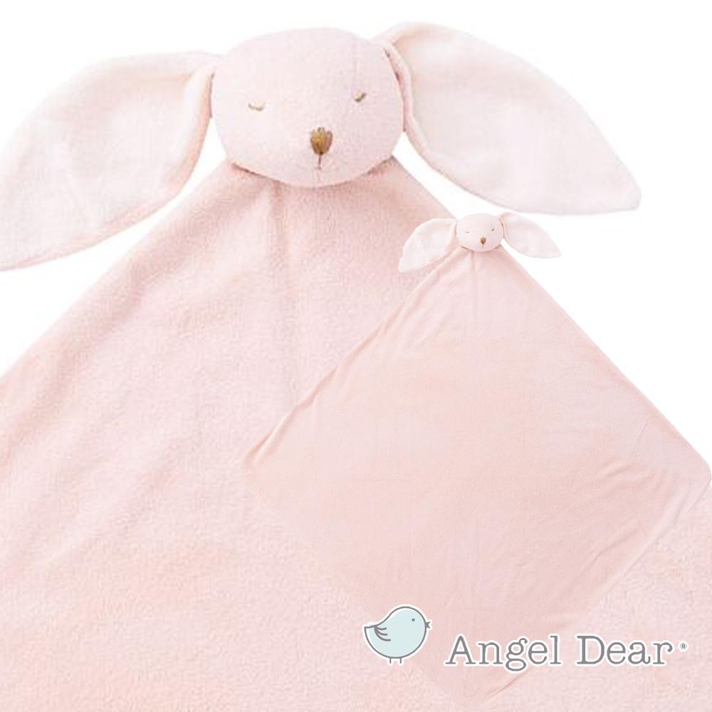 美國 Angel Dear 大頭動物嬰兒毛毯 (小兔寶寶系列)