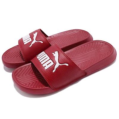 Puma 拖鞋 Popcat 女鞋 男鞋