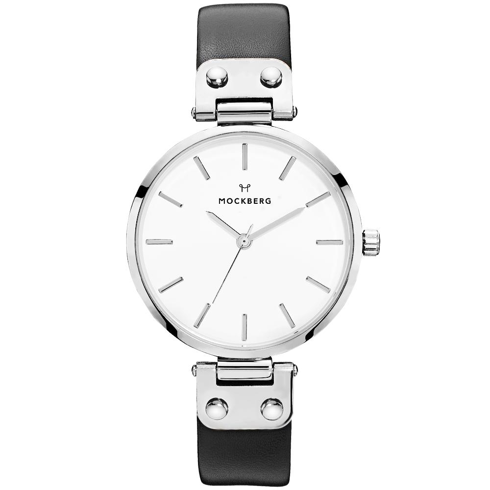 MOCKBERG 女王氣息時尚腕錶(MO1002)-34mm
