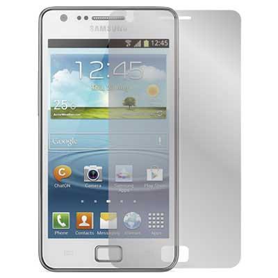 Samsung Galaxy S2 Plus i9105 抗反射螢幕保護貼2入