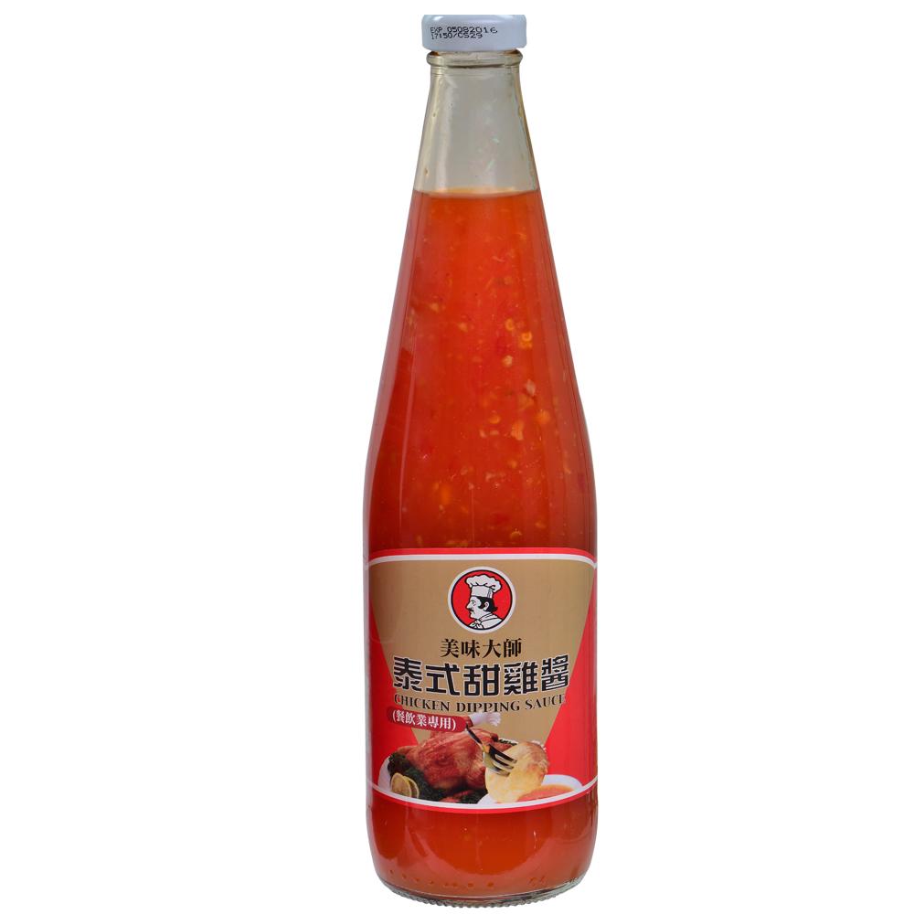 美味大師 泰式甜雞醬(700ml)
