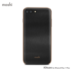 Moshi iGlaze for iPhone 8/7 Plus 超薄時尚殼(新色)
