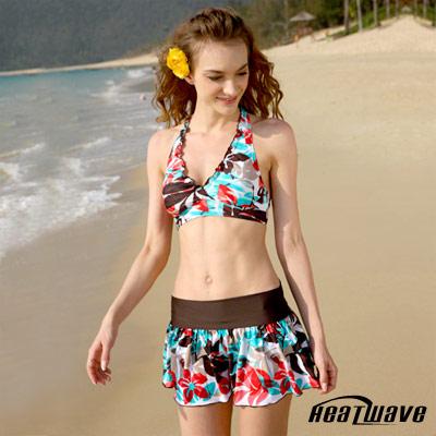 【Heatwave】熱浪 漫妙豐華 比基尼三件式泳裝