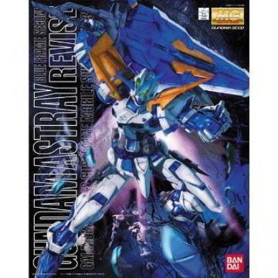 【BANDAI】鋼彈SEED/MG 1/100 MBF-P03R/藍色異端鋼彈 二型改