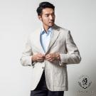 BARONECE 英式休閒格紋時尚獵裝_米色(510310-05)