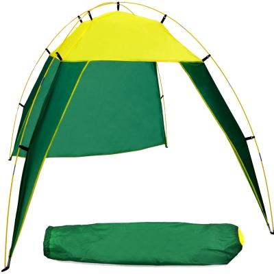 230X210休閒海灘帳棚(附收納袋+營釘)沙灘帳篷