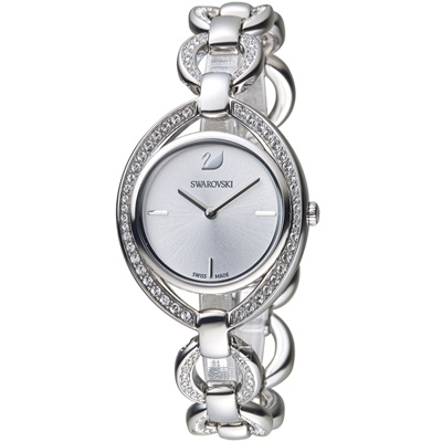 施華洛世奇SWAROVSKI Stella嫵媚流線時尚腕錶(5376815)