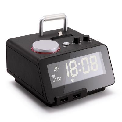 HOmtime 多功能藍牙音響/鬧鐘/充電座(C12 pro)