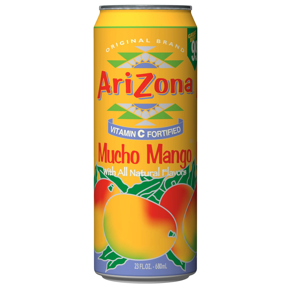 Arizona芒果風味飲料(680ml)