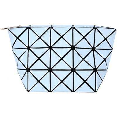 三宅一生BAO BAO ISSEY MIYAKE PRISM 3x5 水藍色霧面萬用包