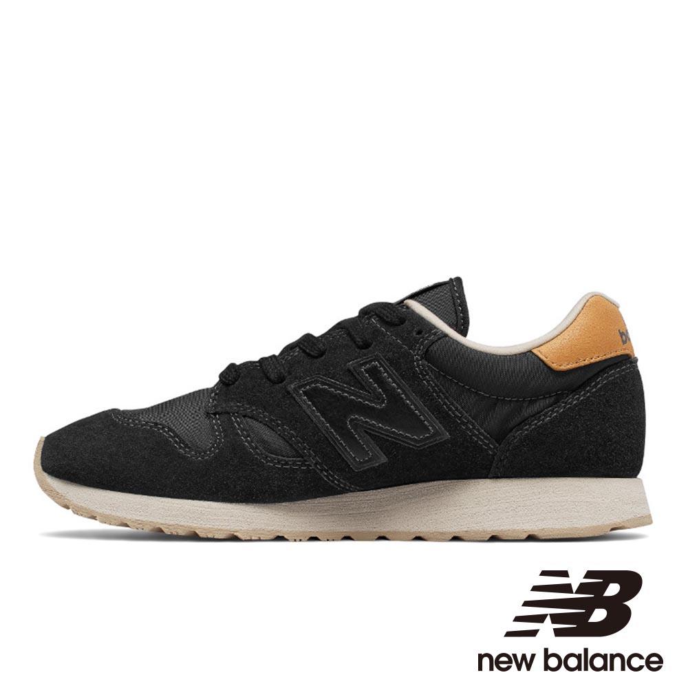 NEWBALANCE復古運動鞋-女WL520BK黑色