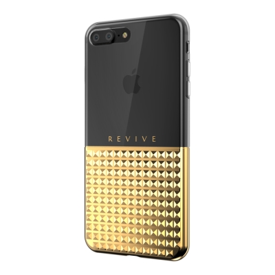 SwitchEasy Revive iPhone 7+ 3D鑽石紋吸震保護套