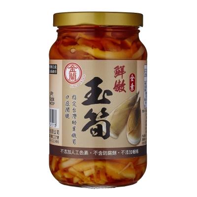 金蘭 筍茸(380gm)