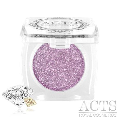 ACTS維詩彩妝 魔幻鑽石光眼影  嬌媚紫鑽D521