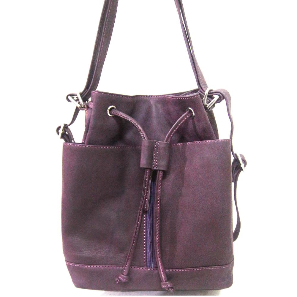 CALTAN-女用斜背包 後背包 外出包 水桶包 側肩包 肩背包 多功能-5338pp