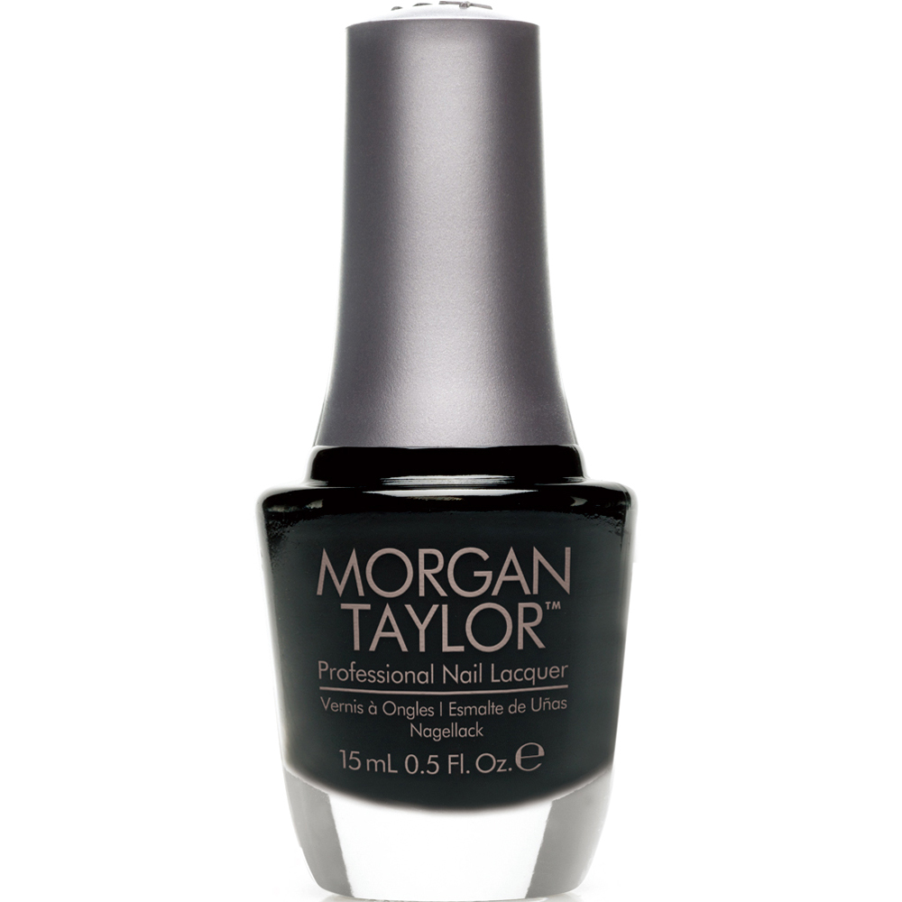 Morgan Taylor 50060 Little Black Dress 指甲油 product image 1