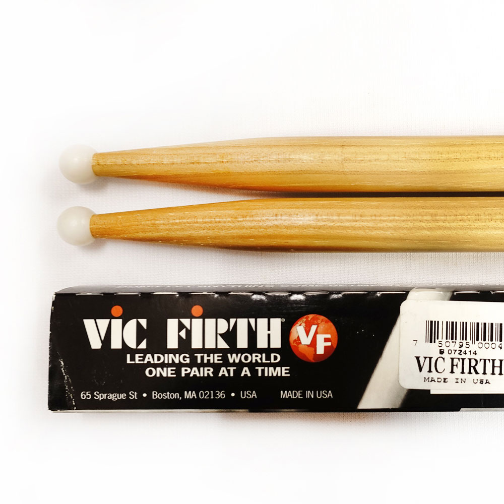 Vic Firth SOH Omar Hakim 簽名代言胡桃木鼓棒