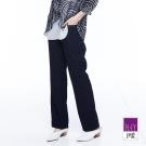 ILEY伊蕾 都會時尚修身小直筒褲魅力價商品(藍)