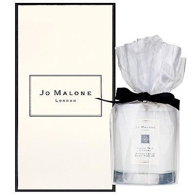 JO MALONE 英國梨與小蒼蘭旅行蠟燭(60g)百貨專櫃貨