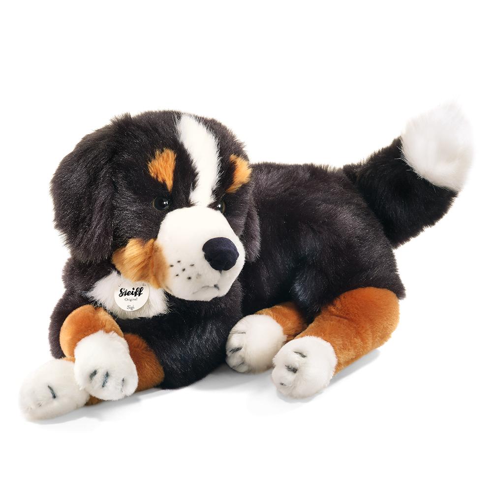 STEIFF德國金耳釦泰迪熊 - 寵物樂園 Mountain Dog (45cm)