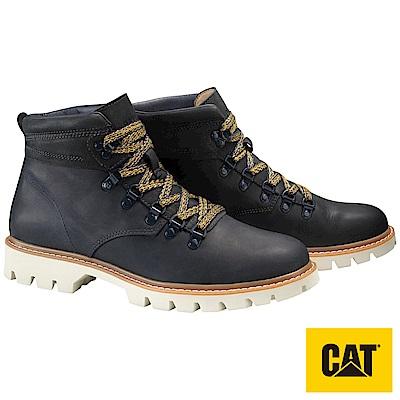 CAT CRUX 舒適系列男靴-黑( 722508 )