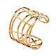 CK Calvin Klein DRAW 優雅玫瑰金縷空手環(KJ1TPF1001) product thumbnail 1