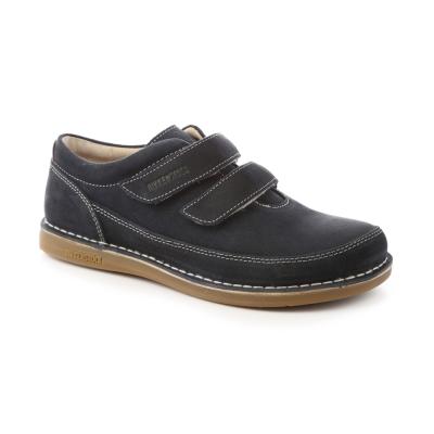 勃肯BIRKENSTOCK 496181。泰勒休閒包鞋(深藍)
