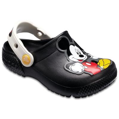 Crocs 卡駱馳(童鞋) 學院米奇小克駱格 205113-001