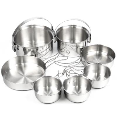 Rhino 犀牛<b>3</b>-4人不鏽鋼套鍋