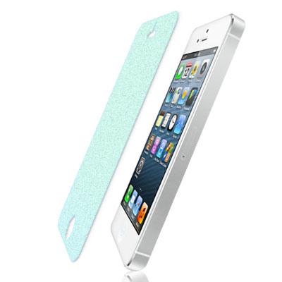 IPHONE 5/5S/SE 一指無紋防眩光抗刮(霧面)螢幕保護貼 螢幕貼(二入...