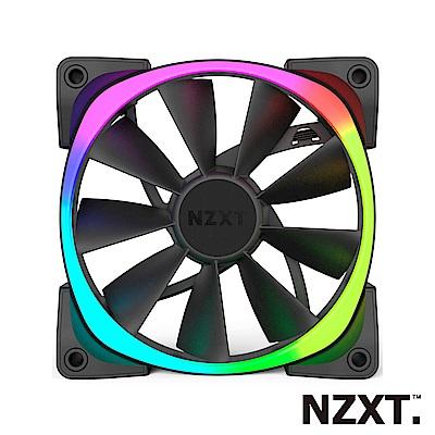 【NZXT 恩傑】Aer RGB系列風扇 120mm(散熱風扇)